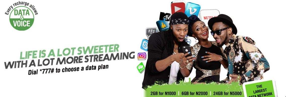 All Newly Unveiled GLO Internet Data Plan Codes