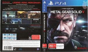 nibbleng.com Game of year award Metal Gear Solid 5: Phantom Pain