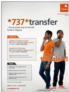 transfer funds easily with your GTbank account