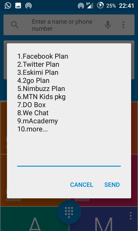 MTN GoodyBag[2018] Data Plan Whatsapp, Facebook, Twitter