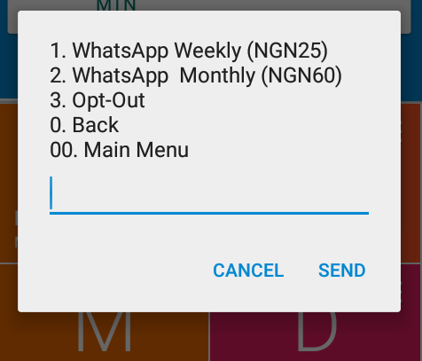 MTN GoodyBag Data Plan For Whatsapp, Facebook,Twitter e.t.c 2016