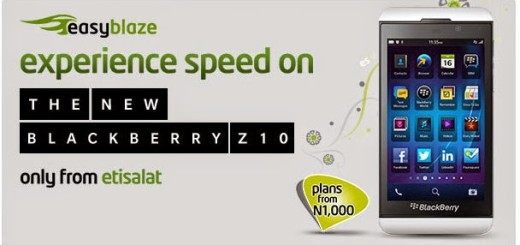 9Mobile Blackberry N1000 3GB Bundles PC, Android, Tablet