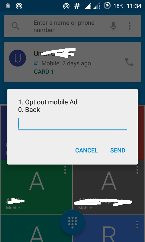 How To Stop Receiving All Disturbing MTN Advertisement