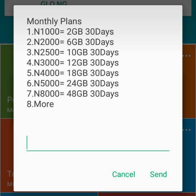 GLO Unveils Cheaper Data Plans