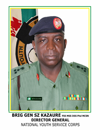 Message Of The NYSC Director-General To The 2016 Batch A Corps Members