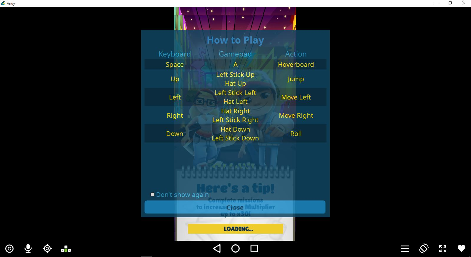 Andyroid Best 2016 Android Emulator