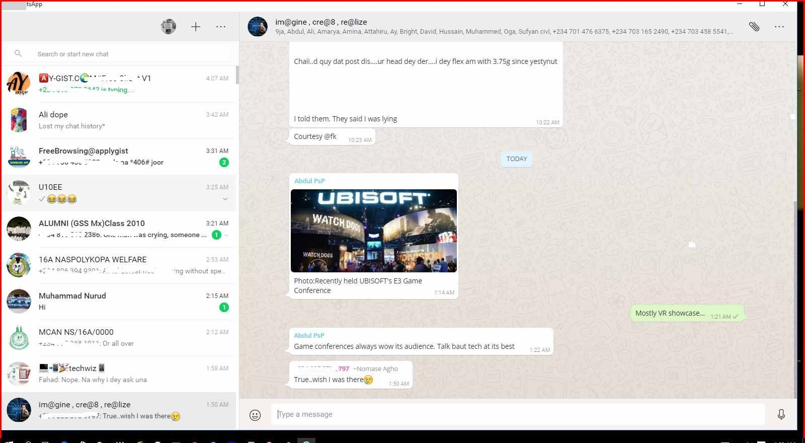 Whatsapp Download Now Available on Windows PC