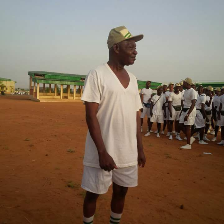 See These Rofl Moments of NYSC Camp