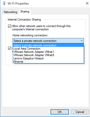 How to Share your Internet Network to other Devices on Windows Computer