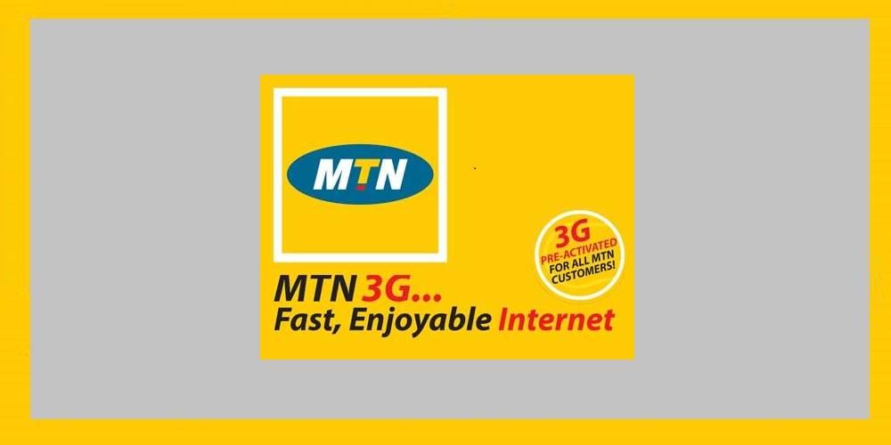 MTN 7GB Data for 2000 Naira