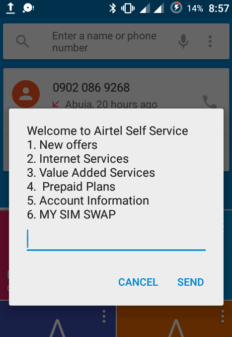 Tips on Checking MTN Airtel GLO and Etisalat Numbers