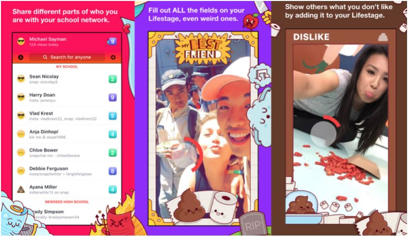 Facebook unveils new Snapchat-like app called Lifestage