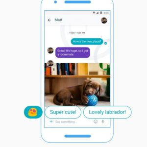 Allo another Whatsapp like Chat app by Google