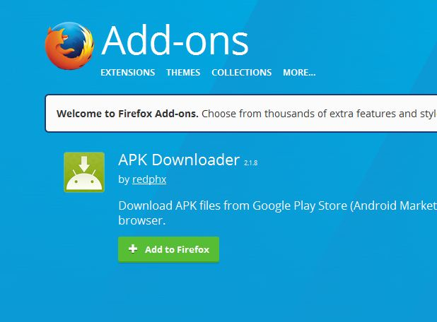 Download Android apps from Android Playstore using Desktop Browser