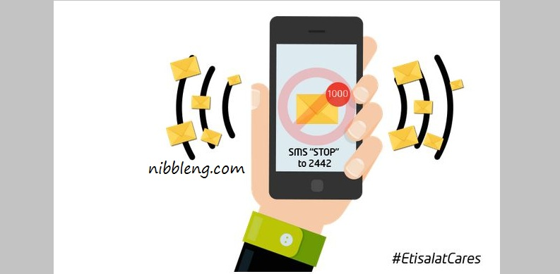 Etisalat DND lets you unsubscribe from disturbing ads | nibbleNG