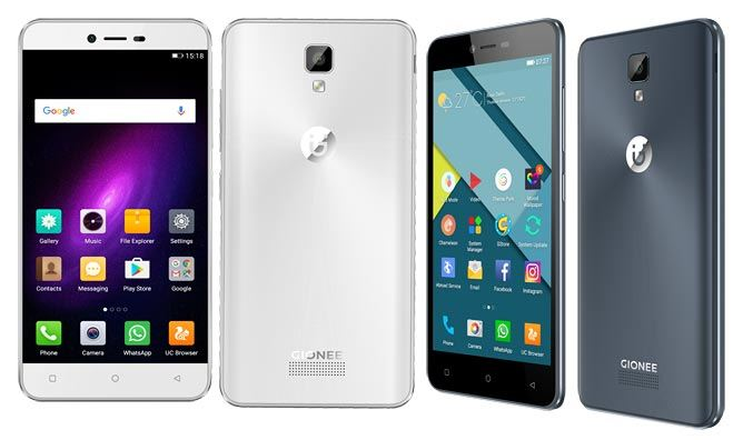 d92c7d7c39f Gionee P7 Specification Features with 2GB RAM Price in Nigeria and India