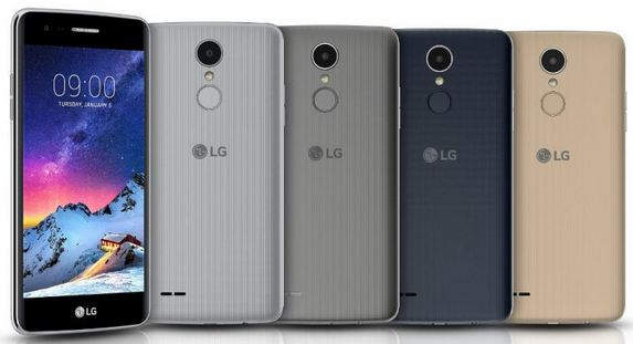 LG K8(2017) with Android 7 Nougat Price Specification