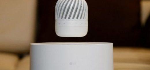 LG PJ9 Levitating Speaker set to unveil in CES 2017
