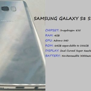 Samsung Galaxy S8 Price Specification Picture Description Nigeria China UK US UAE Saudi Arabia Belgium Italy