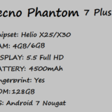 Tecno Phantom 7 Plus Price Specification Nigeria China Kenya Ghana UK US UAE India Pakistan