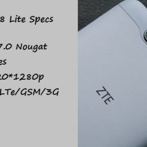 ZTE Blade V8 Lite Price Specification Description Nigeria China US UK UAE Saudi Arabia India