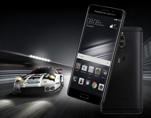 Huawei Mate 9 Porsche Price Specification Pictures