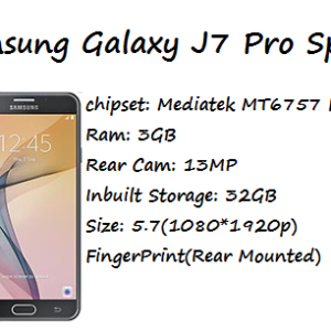 Samsung Galaxy J7 Pro Price Specification Nigeria China India Kenya UK US UAE Saudi Arabia