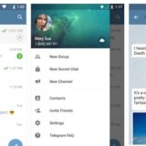 Telegram Version 3.17 apk Download and Install with Custom Theme Feature