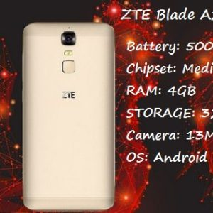 ZTE Blade A2 Plus Price Specification India Pakistan China Nigeria UK US UAE Saudi Arabia Italy