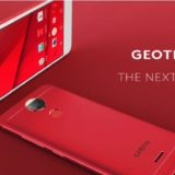 Geotel Amigo in Alpha Red Colour to Unveil in 2017