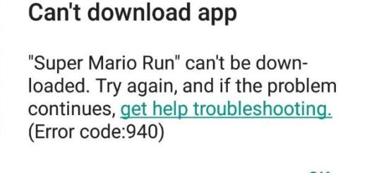 Download Super Mario Run apk file 61MB