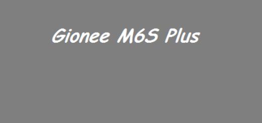 Gionee M6S Plus Price Specs Nigeria Ghana Kenya