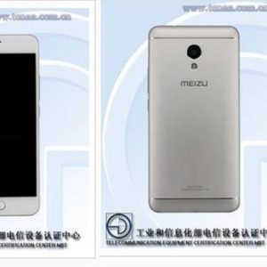 Meizu M612C smartphone shows up on TENAA Listing Points to Meizu M5X
