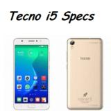 Tecno i5 Price Specs in Nigeria India Kenya Ghana