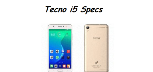 Tecno i5 Price Specs in Nigeria India Kenya Ghana