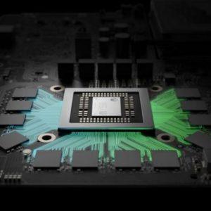 Microsoft Xbox Project Scorpio Console Specs in Image Reveal