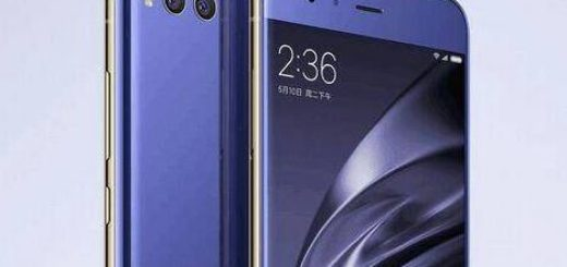 Could this image be the Xiaomi Mi6 with No Bezel-less Design