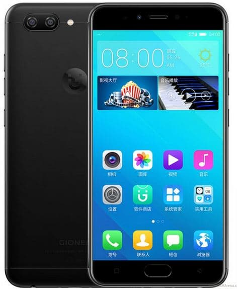 Gionee S10B Smartphone Specification Price Description Nigeria India USA UK