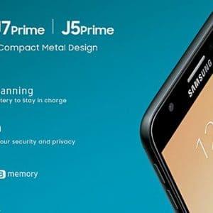 Samsung Galaxy J5 Prime & J7 Prime 32GB Price in India