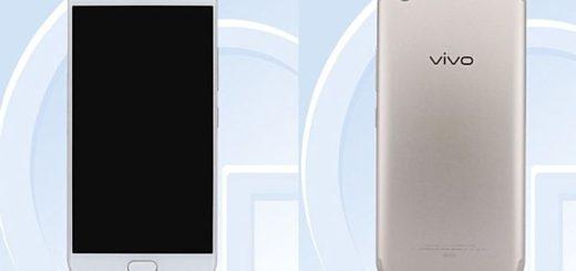Vivo X9s Plus Dual Selfie Camera Specs on TENAA