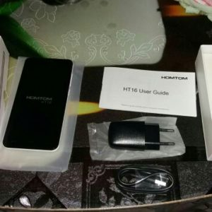 Homtom Ht16 Android Smartphone with 3000mAh Battery for 15K Naira
