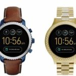 Fossil Q Explorist & Q Venture Android Wear 2.0 Smartwatches Price USA UK India
