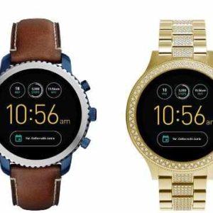 Fossil Q Explorist & Q Venture Android Wear 2.0 Smartwatches