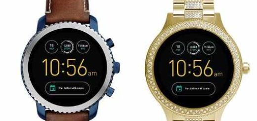 Fossil Q Explorist & Q Venture Android Wear 2.0 Smartwatches