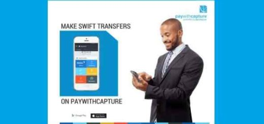 PaywithCapture Application Android iOS Device