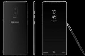 Samsung Galaxy Note 8 Leak Reveals Expensive Secret