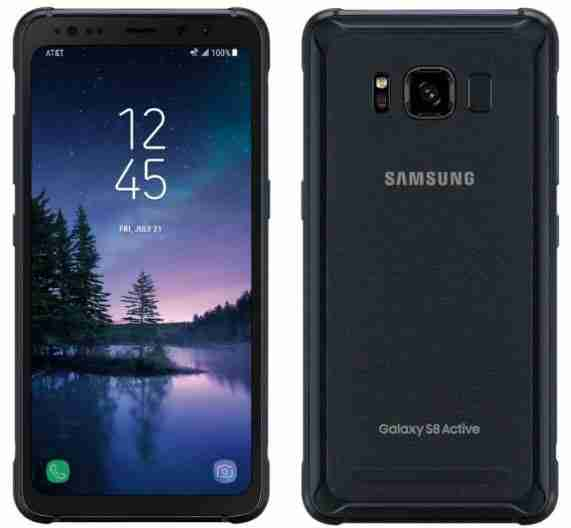 AT&T Samsung Galaxy S8 Active Price Specification USA Canada