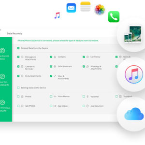 Top 10 iPhone Data Recovery Tool Review 2019