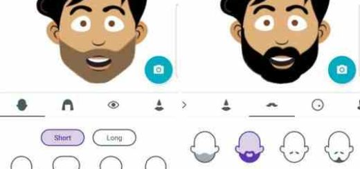 How to customize Google Allo Selfie Stickers