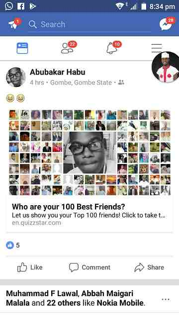 How to UNBLOCK People on FACEBOOK in 7 Seconds   nibbleNG